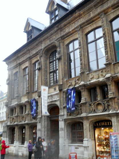 Office de Tourisme de Rouen, Normandia