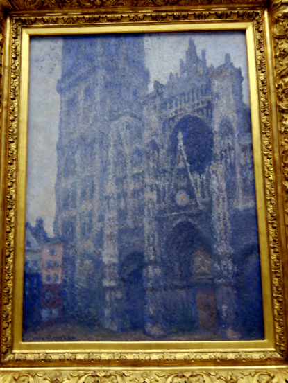 monet, catedral de rouen
