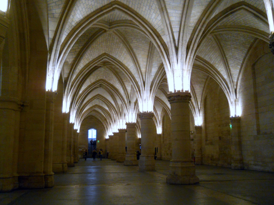 medieval conciergerie paris