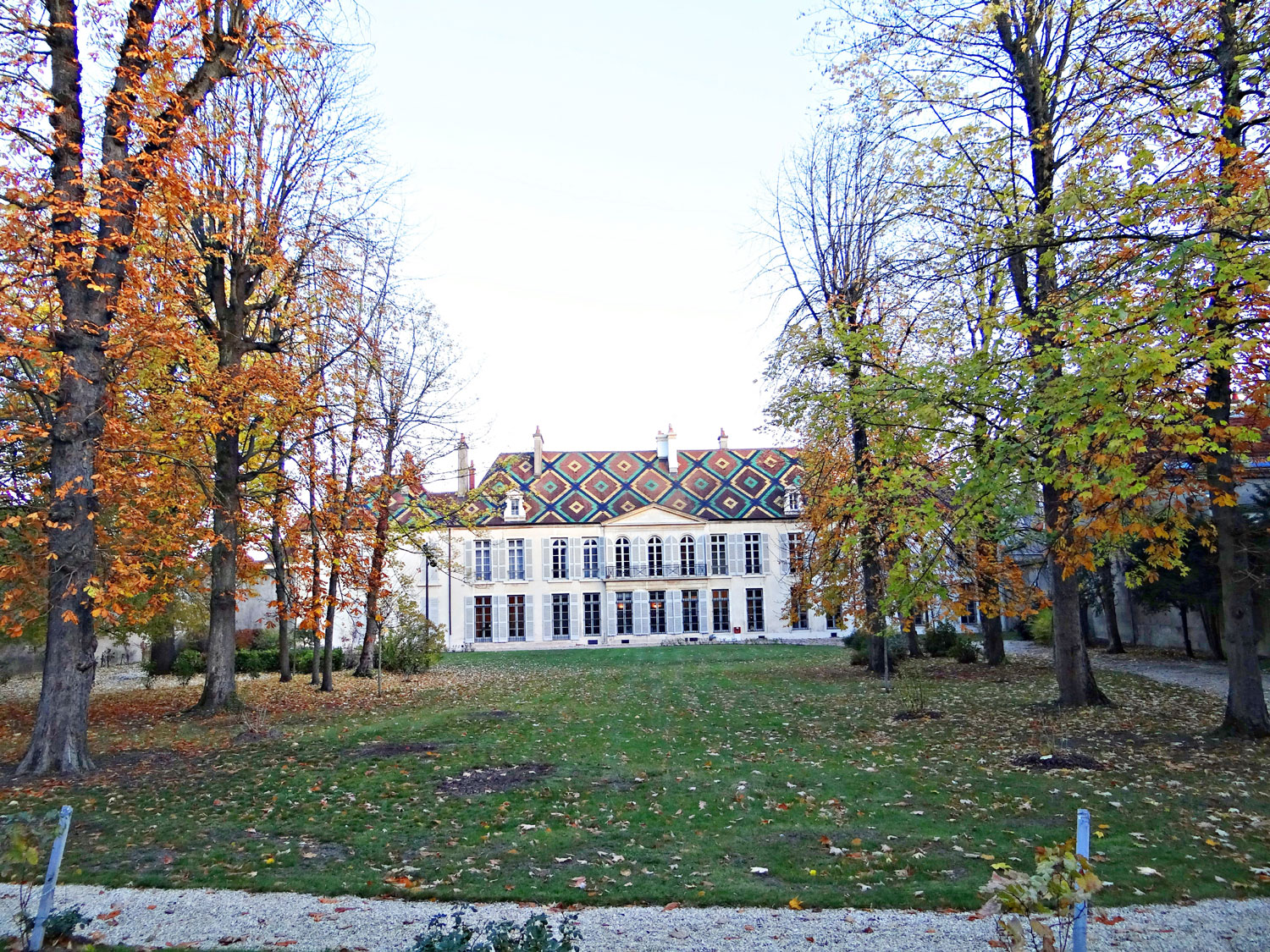 Hotels Particuliers Bougogne